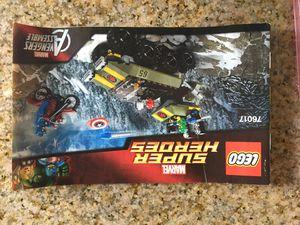 LEGO Marvel Super Heroes Captain America vs Hydra 76017 for Sale in Elk Grove, CA