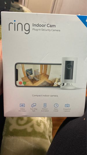 Ring indoor cam for Sale in East Los Angeles, CA
