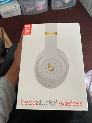Beats Studio 3 wireless Bluetooth headphones for Sale in Ravenel, SC
