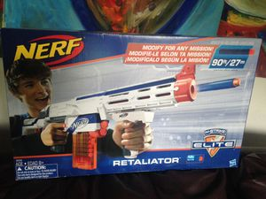New in the box Nerf Retaliator Rifle for Sale in Lacey, WA