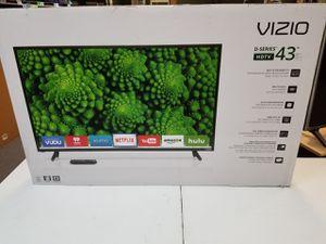 """VIZIO 43"""" SMART TV'S ON SALE NOW 120HZ D43F-E2 IN BOX WARRANTY TAX INCL OTD PRICE SAVE for Sale in Glendale, AZ"""