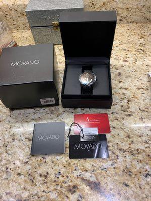Movado Series 800 men's watch for Sale in Bartlett, IL