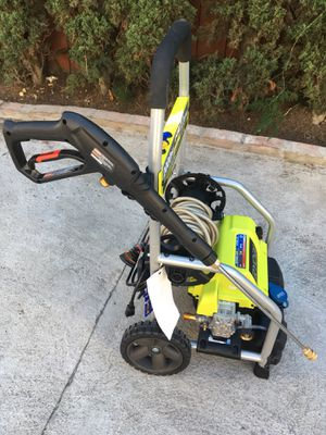 RyoBi 2000 psi. Electric open box for Sale in Los Angeles, CA
