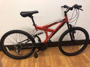 "NEXT 24"" Red Dual Suspension Gauntlet Bike 18 Speed for Sale in Miami, FL"
