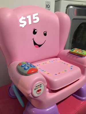 SMART STAGES BABY TODDLER LEARNING CHAIR for Sale in San Antonio, TX
