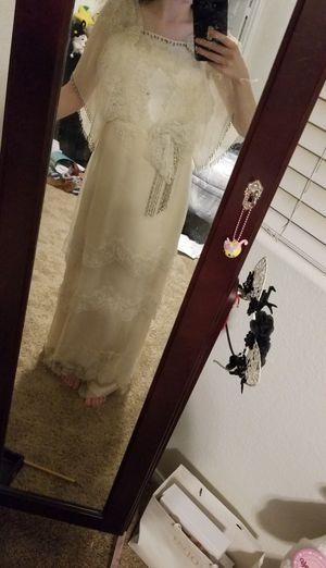 Vintage wedding dress for Sale in Las Vegas, NV