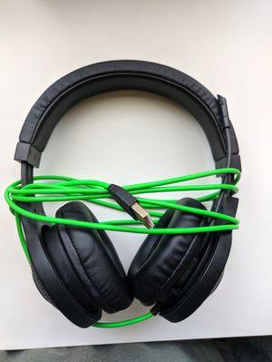 Razer Kraken USB Gaming Headphones for Sale in Whittier, CA