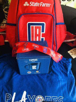 LA Clippers NBA bundle! for Sale in Huntington Beach, CA