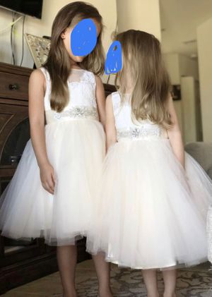 JJ House Flower Girl Dresses for Sale in Lutz, FL
