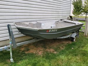 16 ft Sea Nymph Bass Attacker for Sale in Townsend, DE