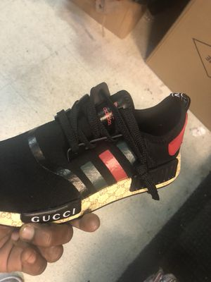 Custom Gucci adidas for Sale in Baltimore, MD