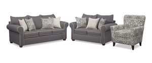 Almost New Sofa, Loveseat and Chair for Sale in Fort Washington, MD