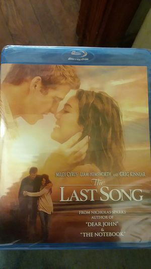 The last song Blu-ray dvd for Sale in Tulsa, OK