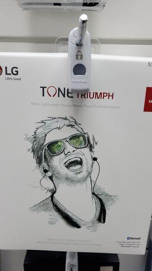 LG Tone bluetooth headset for Sale in Benton, AR