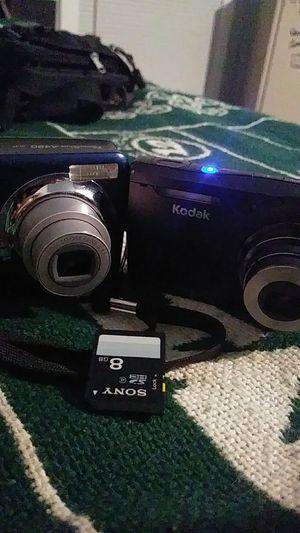 2 digital cameras for Sale in Tampa, FL