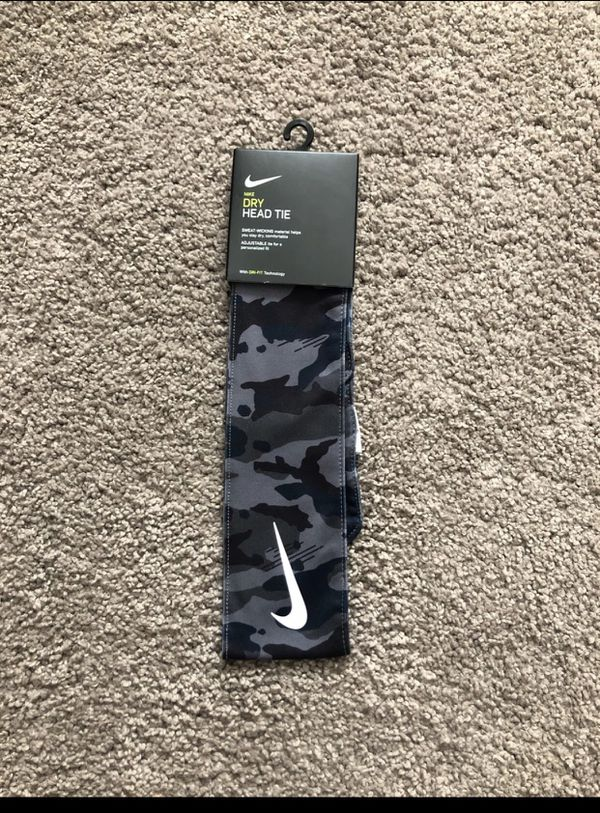 Nike Tie Headband