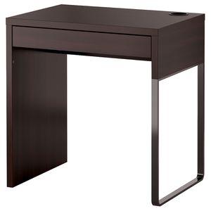 Small black-brown desk for Sale in Dallas, TX