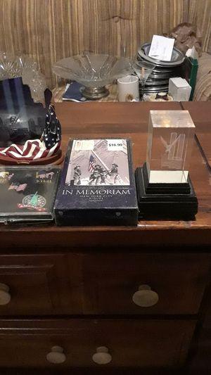 911 memorabilia, beautiful collectors items for Sale in Cincinnati, OH
