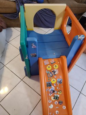 Little tikes slide for Sale in Tampa, FL