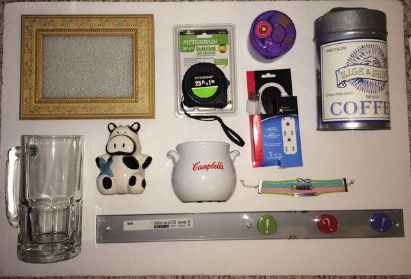 Lots of random stuff / items - everything $3 each