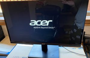 """Acer H236HL 23"""" LED and HDMI Widescreen Monitor for Sale in Plano, TX"""