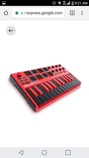 MPK Mini - brand new in box. Used once for Sale in Parma, OH