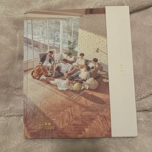 2018 BTS EXHIBITION BOOK [오, 늘] for Sale in Florence, AZ