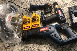Ryobi Tools for Sale in Baltimore, MD