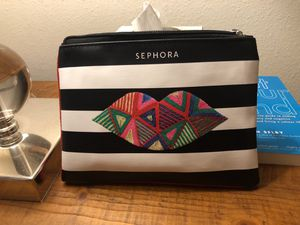 Sephora makeup pouch for Sale in Fairfax, VA