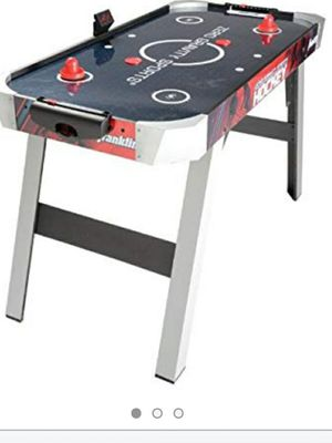 Franklin Sports Zero Gravity Air Hockey Table 48 inch- for Sale in Columbus, OH