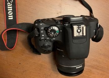 Canon t7i camera for Sale in Aurora,  CO