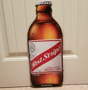 Red Stripe for Sale in Houston, TX