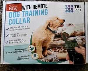 DOG TRAINING COLLAR for Sale in Phoenix, AZ