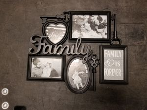 Family picture frame for Sale in Richmond, VA