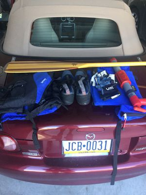 Canoeing Equipment for sale. for Sale in Hanover, PA