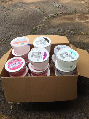 22 Gallon Plastic Buckets with Handles for Sale in Decatur, GA