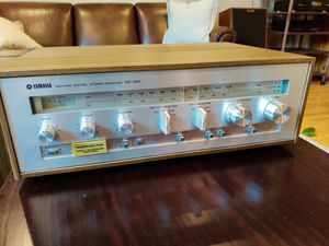 Restored Yamaha CR-420 Stereo Receiver/Amplifier for Sale in New Britain, PA