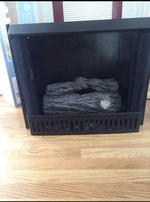 Real flame fireplace inserts gel rocks realistic fire!! for Sale in New Haven, CT