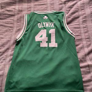 Boston Celtics Kelly Olynyk Jersey for Sale in Peabody, MA
