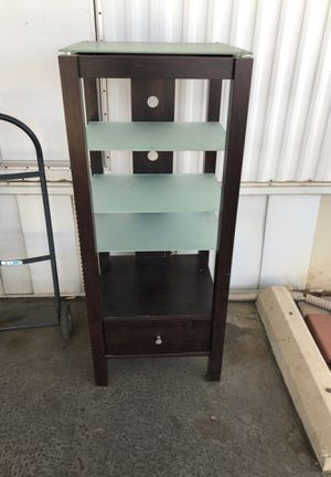 Shelving unit with drawer for Sale in Fresno, CA