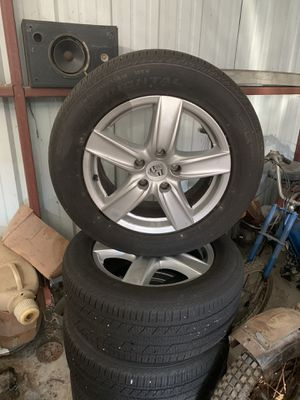 Porsche Cayenne rims and tires for Sale in Mesquite, TX