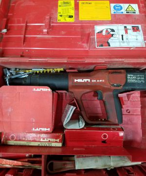 Nailgun Hilti Dx A41 for Sale in Queens, NY