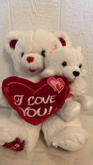 Valentines Teddy Bears for Sale in Hallettsville, TX