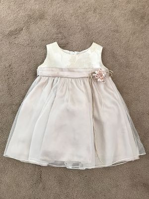 Toddler Flower Girl/Special Occasion Dress Size XL for Sale in Wayne, IL