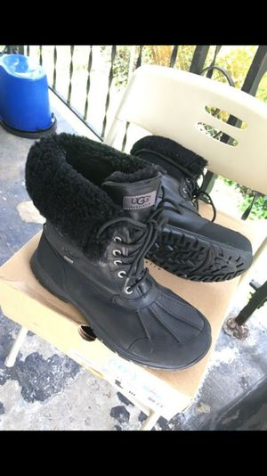 Men's Ugg Boots - Size 10 (foldable) for Sale in Rockville, MD