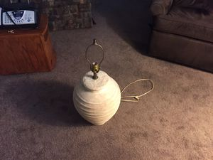Lamp without shade almost like new. Asking $20 for Sale in Columbus, OH