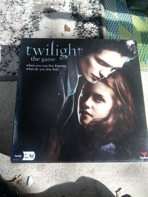 Board game twilight for Sale in Parma Heights, OH