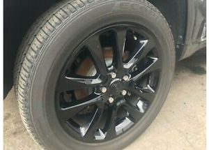 """20"""" Oem Jeep Grand Cherokee Wheels And Tires Great Shape for Sale in Philadelphia, PA"""