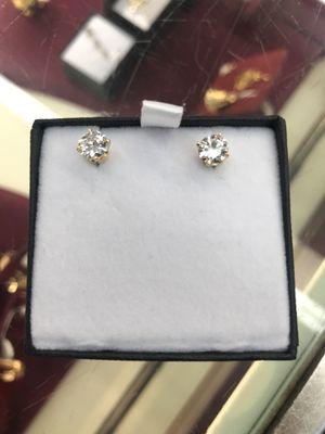 Diamond Stud Earrings for Sale in Dallas, TX