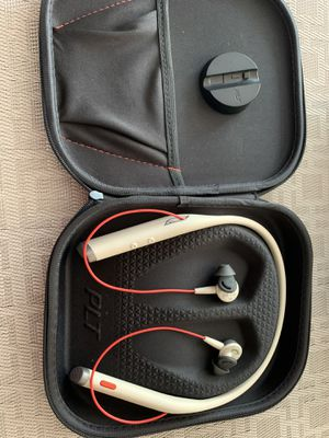 Plantronics Voyager 6200 Bluetooth Earbuds for Sale in Fullerton, CA